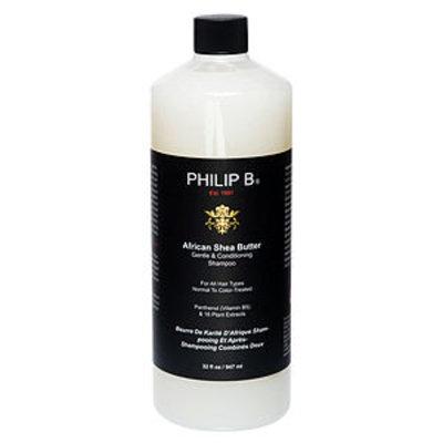 Philip B. African Shea Butter Gentle & Conditioning Shampoo, 32 fl oz