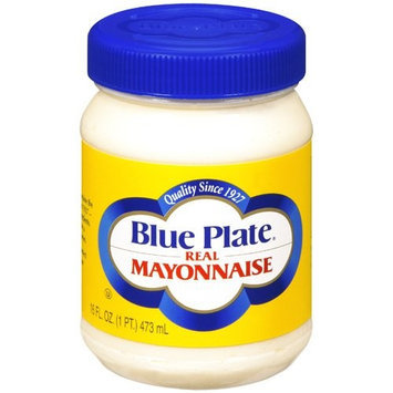 Blue Plate Real Mayonnaise, 16 fl oz