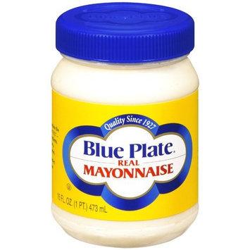 Blue Plate Real Mayonnaise, 16 fl oz