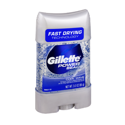 Gillette Power Beads Cool Wave Anti-Perspirant Deodorant