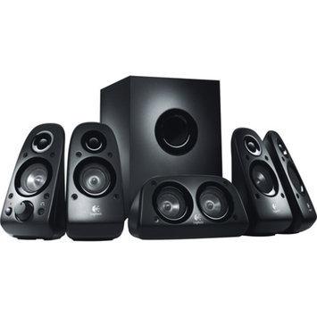 Logitech Z506 Computer Speaker System - Black (980-000430)