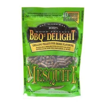 Bbqr's Delight BBQ'rs Delight Mesquite Wood Pellets 1lb Bag