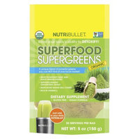 NutriBullet Nutribullet Superfoods Supergreens Mix