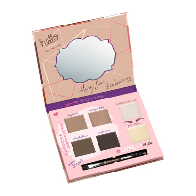 Essence Shape & Shadows Eye Contouring Palette by Mary