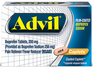 Advil® Film-Coated Caplets