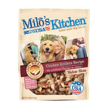 Milo's KitchenA Chicken Grillers Dog Treat