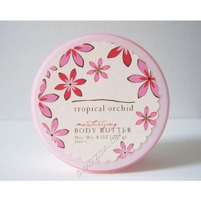 Commonwealth Soap & Toiletries Tropical Orchid Moisturizing Body Butter