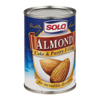 Solo Cake & Pasty Filling Almond