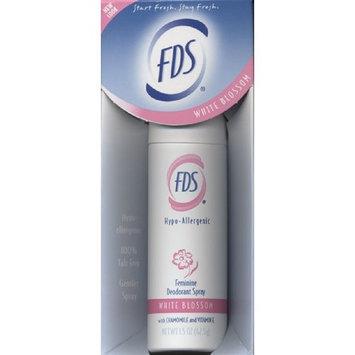 FDS Feminine Deoderant Spray White Blossom w/ Chamomile and Vitamin E