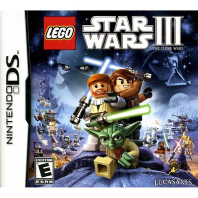 Warner Brothers LEGO Star Wars III: The Clone Wars (Nintendo DS)