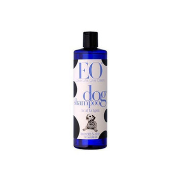 EO Natural Dog Shampoo For All Fur Types