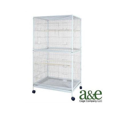 A E Cage Company A and E Cage Co. Flight Bird Cage