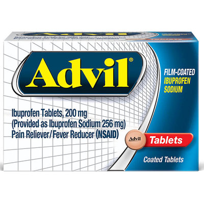 Advil® Film-Coated Tablets