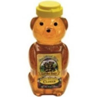 Glory Bee GloryBee, Clover Honey, 12 oz (340 g)
