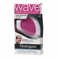 Neutrogena® Wave Power-Cleanser and Deep Clean Foaming Pads