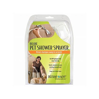 Rinse Ace Deluxe Pet Shower Sprayer
