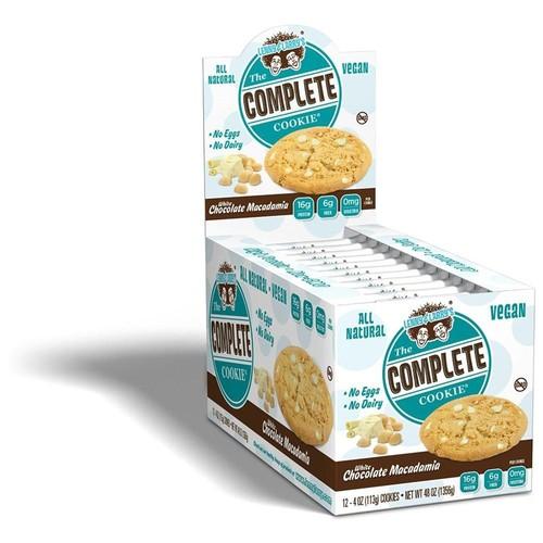 Lenny & Larry's Complete Cookie White Chocolate Macadamia