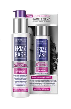 John Frieda® Frizz Ease® Beyond Smooth™ Frizz-Immunity Primer