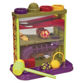 B. toys B. Whacky Ball (Olive)