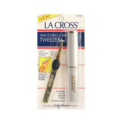 Lacross Sally Hansen La Cross Adjustable Tweezers