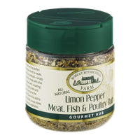 Robert Rothschild Farm Limon Pepper Meat, Fish & Poultry Rub