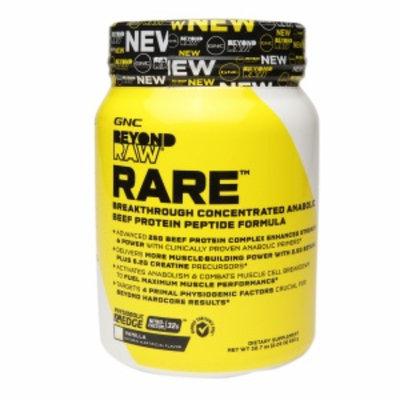 Beyond Raw GNC Beyond RAW(r) RARE(tm) - Vanilla