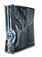 Xbox 360 (S) 320GB System - Halo 4