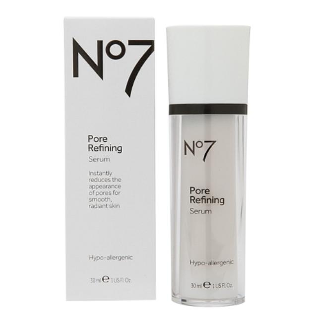 No7 Pore Refining Serum