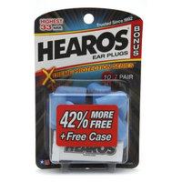 Hearos Ear Plugs Bonus Pack