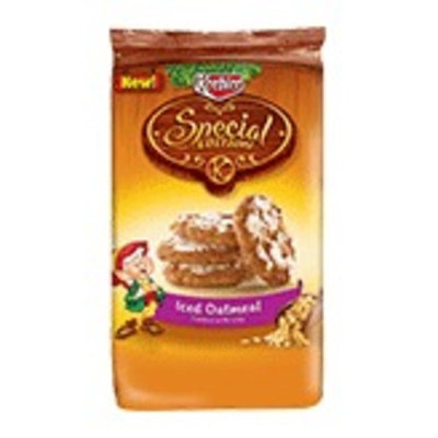 Keebler Special Iced Oatmeal Cookies