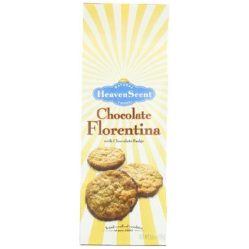 Heaven Scent Cookies, Chocolate Florentina, 6-Ounce Packages (Pack of 6)