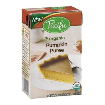Pacific Organic Pumpkin Puree