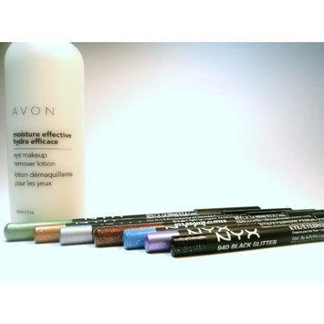 NYX Glitter Eye Liners & Avon Eye Makeup Remover