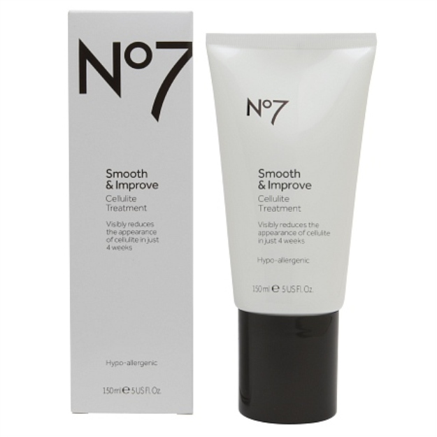 Boots No7 Smooth & Improve Cellulite Treatment