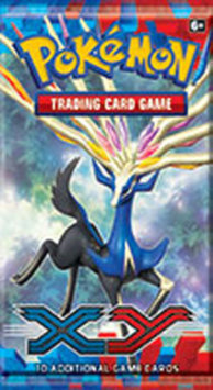 Pokemon Trading Card Game XY Series 1 Booster Pack