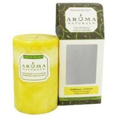 Aroma Naturals - Ambiance Naturally Blended Pillar Eco-Candle 2.5