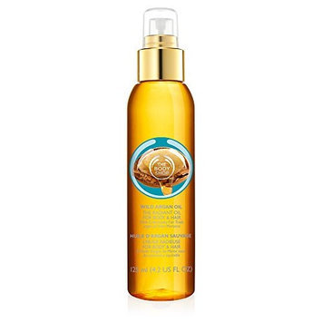 The Body Shop Body Oil, Argan, 4.2 Ounce