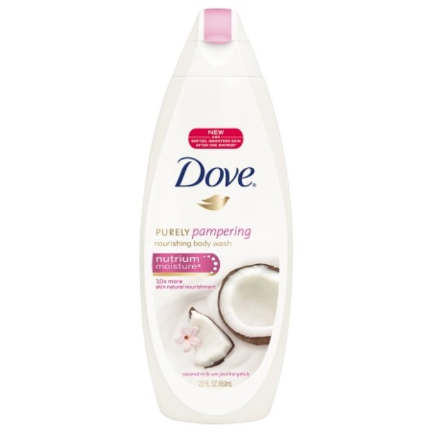 Dove Nourishing Body Wash Coconut Milk with Jasmine Petals