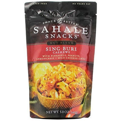 Sahale Snacks Sing Buri Blend, 5-Ounce Pouches (Pack of 6)