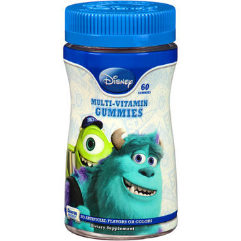 Disney Monsters University Multi-Vitamin Gummies