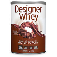 Designer Protein Whey Designer Whey Chocolate Protein Powder