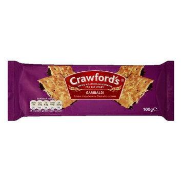 Crawfords Biscuit Garibaldi 3.53 Oz. - Case of 12