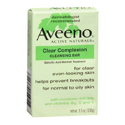 Aveeno Clear Complexion Cleansing Bar
