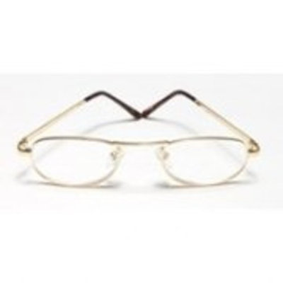 Reading Glasses 1 .50 power, 0 .5 Metal Optical Hinge, Frame Size: R036 - 1 ea
