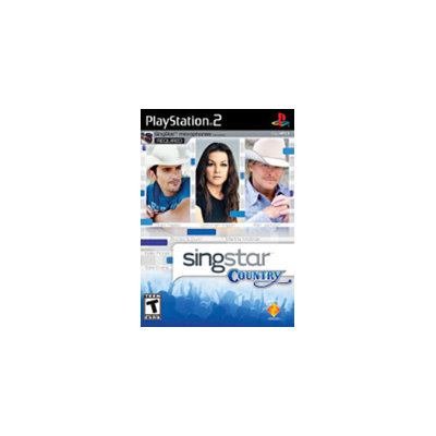 Sony SingStar Country - Game Only
