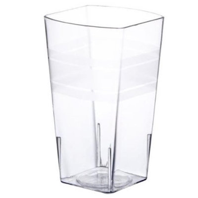 Fineline Settings 6405-CL Clear 1.9 x 3.2 Tiny Tumblers