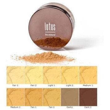Lotus Comsmetics USA Loose Foundation Fair 2 0.28 Ounces