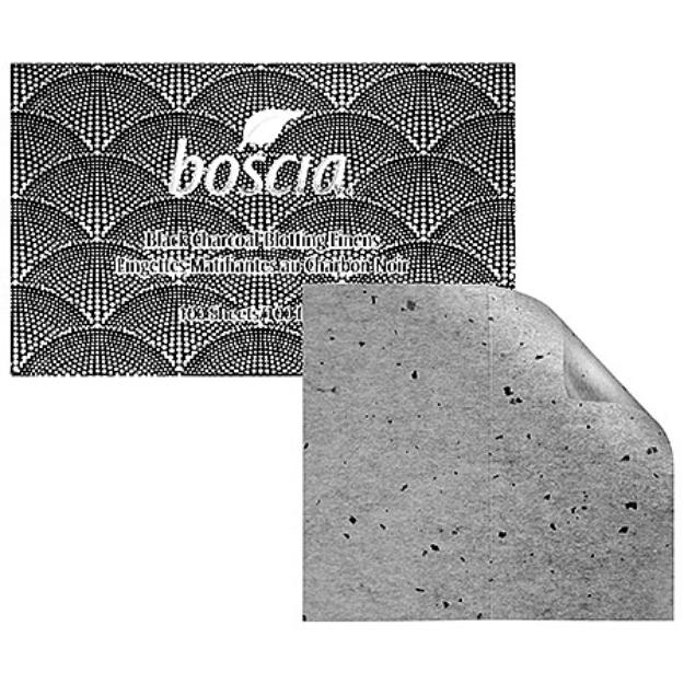 boscia Black Charcoal Blotting Linens 100 Sheets