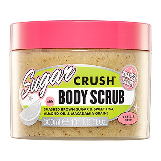 Soap & Glory Sugar Crush(TM) Body Scrub 10.1 oz