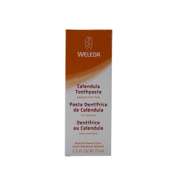Weleda Calendula Toothpaste - 2.5 fl oz